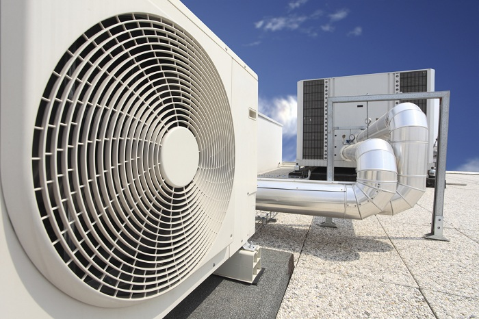 heating, ventilation, and air conditioning.