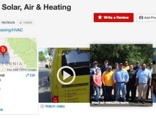 Quality Fresno Air Conditioning  | Positive Reviews!