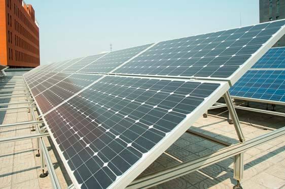 commercial solar fresno